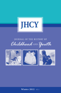 <i>Suffering Childhood in Early America: Violence, Race, and the Making of the Child Victim</i> (review)
