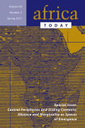 <i>War Veterans in Zimbabwe's Revolution: Challenging Neo-Colonialism and Settler and International Capital</i> (review)