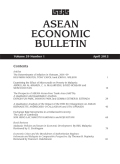 <i>Economic Crises and the Breakdown of Authoritarian Regimes: Indonesia and Malaysia in Comparative Perspective</i> (review)