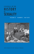 <i>The Straight State: Sexuality and Citizenship in Twentieth-Century America</i> (review)