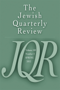 Jewish Voices in American Jewish History