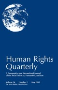 Rights-Based Approaches to Development: Implications for NGOs