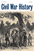 <i>The Edge of Mosby's Sword: The Life of Confederate Colonel William Henry Chapman</i> (review)