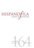 <i>Carnal Inscriptions. Spanish American Narratives of Corporeal Difference and Disability</i> (review)