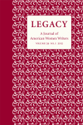 <i>Women Writers of the American West, 1833–1927</i> (review)