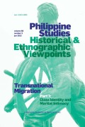 Progressive Entanglements: Religious Intimacy in Japanese-Filipino Marriages