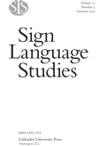 Deaf Education Policy as Language Policy: A Comparative Analysis of Sweden and the United States