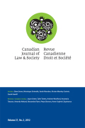 Making the Law Work: Alberta's Liquor Act and the Control of Medicinal Liquor from 1916 to 1924