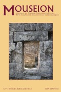 <i>Ancient Greek Civilization</i>, and: <i>Pericles: A Sourcebook and Reader</i> (review)