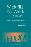 Mothers' Knowledge of Their Children's Evaluations of Discipline: The Role of Type of Discipline and Misdeed, and Parenting Practices
