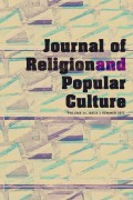 <i>Pop Cult: Religion and Popular Music</i> (review)