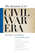 <i>War No More: The Antiwar Impulse in American Literature, 1861–1914</i> (review)
