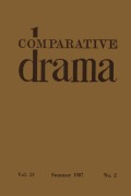 <italic>Left-Wing Dramatic Theory in The American Theatre</italic> by Ira A. Levine, and: <italic>Theatre for Working-Class Audiences in the United States, 1830-1980</italic> ed. by Bruce A. McConachie, Daniel Friedman, and: <italic>Black Theatre in the 1960s and 1970s: A Historical-Critical Analysis of the Movement</italic> by Mance Williams (review)