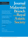 <i>Nasehat</i>: Distance and Authority in a Malay Sultanate