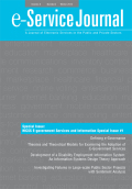 e-Service Journal HICSS Special Issue