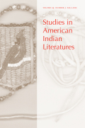 Indian Storyteller in the Mainstream: Henry Perley of Maine and the Pulp Fiction Market, 1910–1930