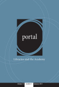 A Review of the Literature on Assessment in Academic and Research Libraries, 2005 to August 2011