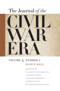 <i>The Enemy Within: Fears of Corruption in the Civil War North</i> by Michael Thomas Smith (review)