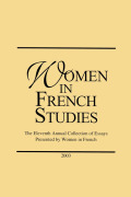 <i>Rachilde and French Women's Authorship: From Decadence to Modernism</i> by Melanie Hawthorne (review)