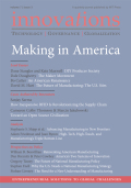 Reinventing American Manufacturing: The Role of Innovation
