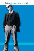 The Fifth Annual UCD James Joyce Research Colloquium: 19–21 April 2012