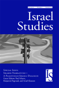 The Zionist/Jewish and Palestinian/Arab National Movements: The Question of Legitimacy—a Comparative Observation