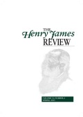 Review Essay: Henry James and Modernism