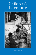 <i>Disciplining Girls: Understanding the Origins of the Classic Orphan Girl Story</i> by Joe Sutliff Sanders (review)
