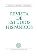 <i>Documents in Crisis: Nonfiction Literatures in Twentieth-Century Mexico</i> by Beth E Jörgensen (review)