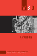 How Do You Dress a Body Without Organs?: Affective Fashion and Nonhuman Becoming