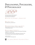 Anorexia Nervosa and the Body Uncanny: A Phenomenological Approach