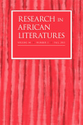 <i>Postcolonial Francophone Autobiographies:</i> <i>From Africa to the Antilles</i> by Edgard Sankara (review)