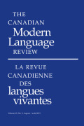 <i>Language Curriculum Design and Socialisation</i> by P. Mickan (review)