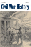 <i>Fatal Self-Deception: Slaveholding Paternalism in the Old South</i> by Eugene D. Genovese, Elizabeth Fox-Genovese (review)