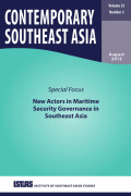 New Actors and the State: Addressing Maritime Security Threats in Southeast Asia