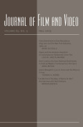 <i>Succeeding as a Documentary Filmmaker: A Guide to the Professional World</i> by Alan Rosenthal (review)