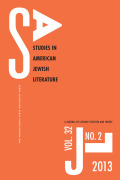 <i>Jewish Studies: A Theoretical Introduction</i> by Andrew Bush (review)