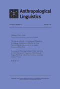 <i>Language Complexity as an Evolving Variable</i> ed. by Geoffrey Sampson, David Gil, and Peter Trudgill (review)