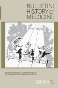 <i>The Science of Human Perfection: How Genes Became the Heart of American Medicine</i> by Nathaniel Comfort (review)
