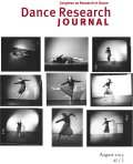 <i>Urban Bush Women: Twenty Years of African American Dance Theater, Community Engagement, and Working It Out</i> by Nadine George-Graves (review)