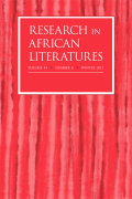 <i>Creolizing the Metropole: Migrant Caribbean Identities in Literature and Film</i> by H. Adlai Murdoch (review)
