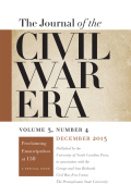 <i>Reconstructing the Campus: Higher Education and the American Civil War</i> by Michael David Cohen (review)