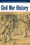 <i>War upon the Land: Military Strategy and the Transformation of Southern Landscapes during the American Civil War</i> by Lisa M. Brady (review)