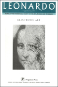 The Electronic Bauhaus: Gestalt Technologies and the Electronic Challenge to Visual Art