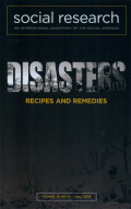Disasters and Health: Distress, Disorders, and Disaster Behaviors in Communities, Neighborhoods, and Nations