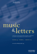 <i>Music and Politics</i> by John Street (review)