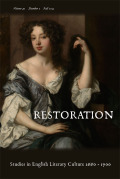 <i>A Race of Female Patriots: Women and Public Spirit on the British Stage, 1688-1745</i> by Brett D. Wilson (review)