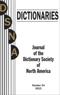 <i>OED Online</i> Re-launched: Distinguishing Old Scholarship from New