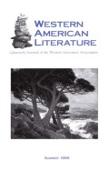 <i>Dramas of Solitude: Narratives of Retreat in American Nature Writing</i> by Randall Roorda (review)