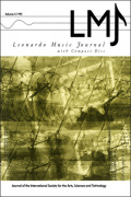 Chromatic Notation of Music: Transforming Bach and Webern into Color and Light
